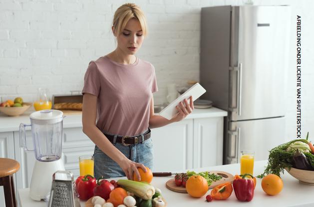 Hoe kan ik gezond minder vlees eten?